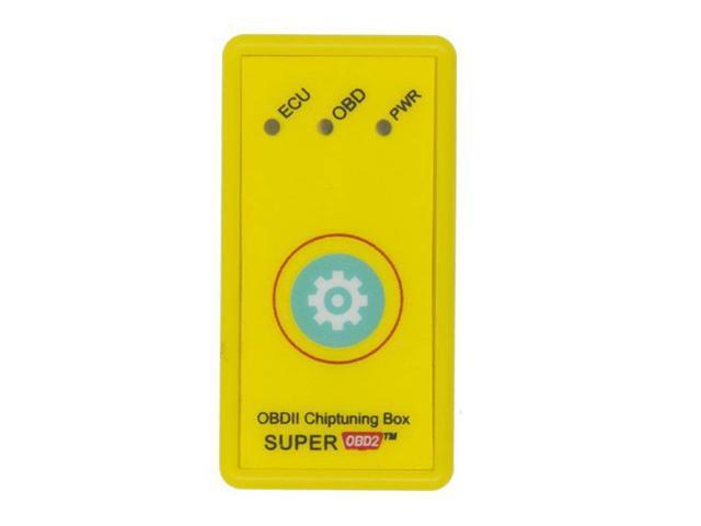 Super OBD2 Nitro OBD2 ECU Chip Tuning Box Plug And Drive Interface Tuning  Box For Gasoline Vehicles With Reset Button yellow - Newegg com