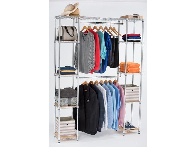 TRINITY EcoStorage™ Expandable Closet Organizer |56