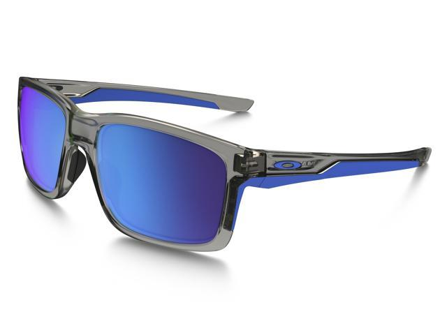 2259d870f2 Oakley Mainlink Sunglasses OO9264-03 Grey Ink Frame   Sapphire Iridium Lens