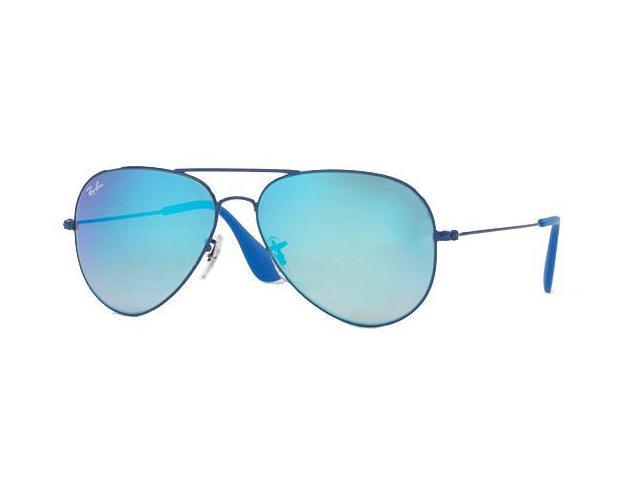 RAY BAN RAY-BAN Sonnenbrille » RB3558«, blau, 9016B7 - blau/blau