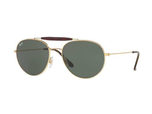 4ac6783f7e Ray-Ban RB3540 001 56 MM Sunglasses - Newegg.com