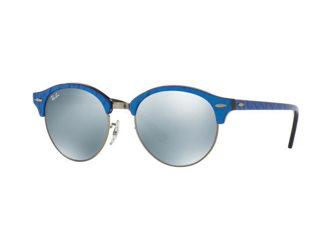 1bb58fc42b1 Ray-Ban 0RB4246 Phantos Sunglasses for Unisex - Size - 51 (Green Mirror  Silver
