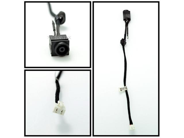 ac dc power jack cable m763 plug in port socket harness