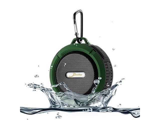 Shower Speaker Elive Waterproof Bluetooth V4 2 With 5w Driver