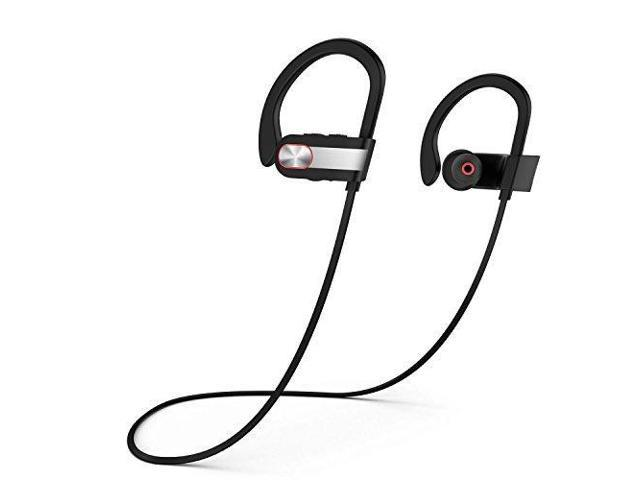 6409a32692e YXwin Bluetooth Earbuds Headset Wireless Noise Cancelling Bluetooth  Headphones in Ear Sport Running Sweatproof Earphones with