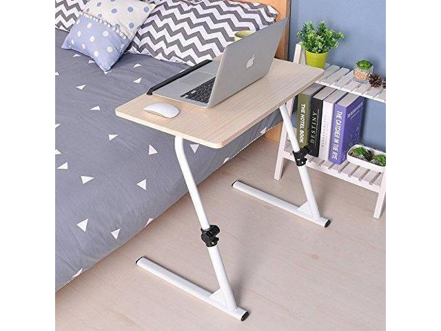 Soges 31 5 Adjustable Laptop Desk Portable Laptop Table Computer Stand Notebook Desk Side Table For