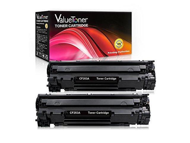 ValueToner Compatible Toner Cartridge Replacement for HP 83A CF283A for Use  with HP Laserjet Pro MFP M125nw,MFP M201dw,MFP M225dw,MFP M125a M201n