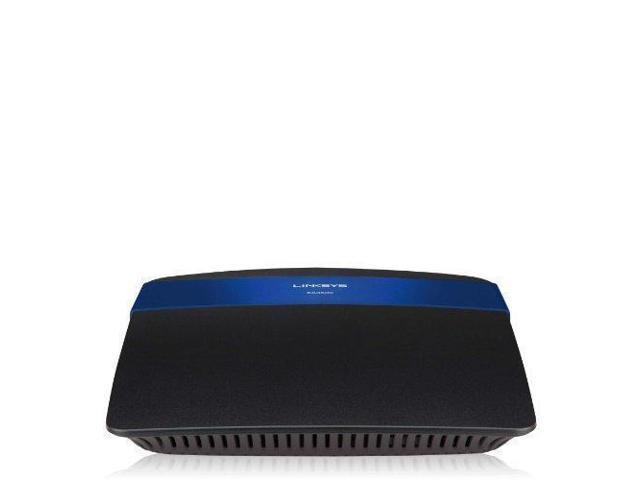 Linksys N750 Wi-Fi Wireless Dual-Band+ Router with Gigabit & USB Ports,  Smart Wi-Fi App Enabled to Control Your Network from Anywhere (EA3500) -