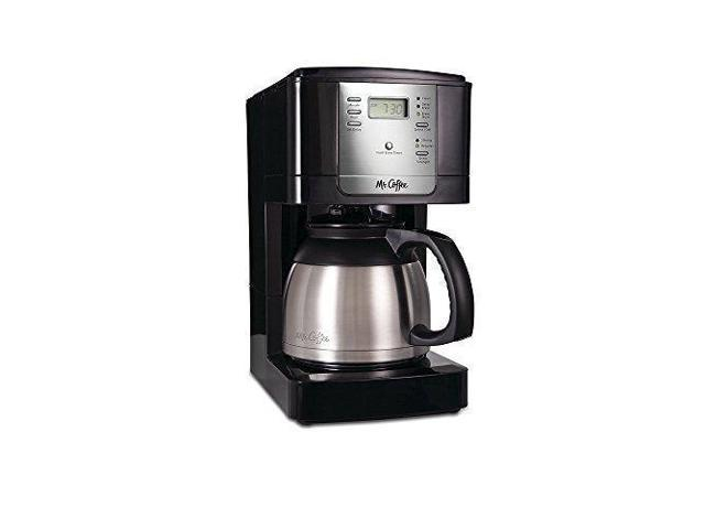 Mr Coffee Jwtx85 8 Cup Thermal Coffeemaker Stainless Steel