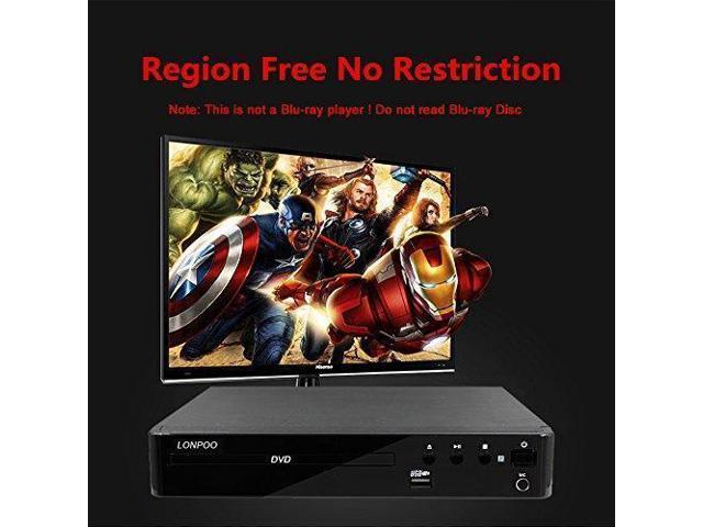 Zone Free Compact Dvd Player | Jumpstart Biz