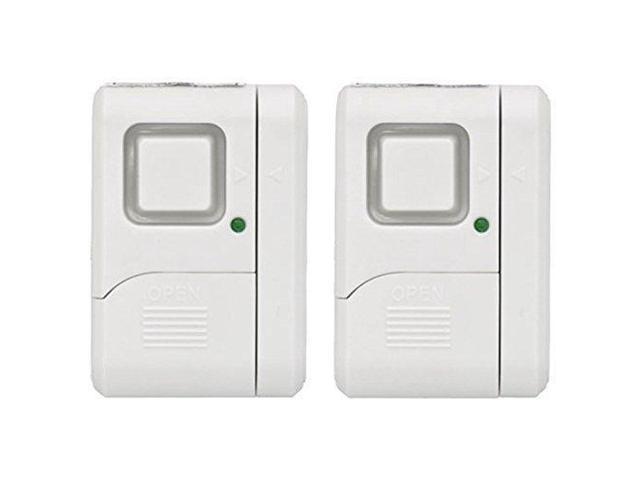 Ge Personal Security Window Door Alarm 2 Pack Diy Home