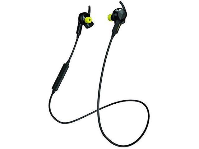 c44a19cc4da Jabra SPORT PULSE Wireless Bluetooth Stereo Earbuds with Built-In Heart  Rate Monitor