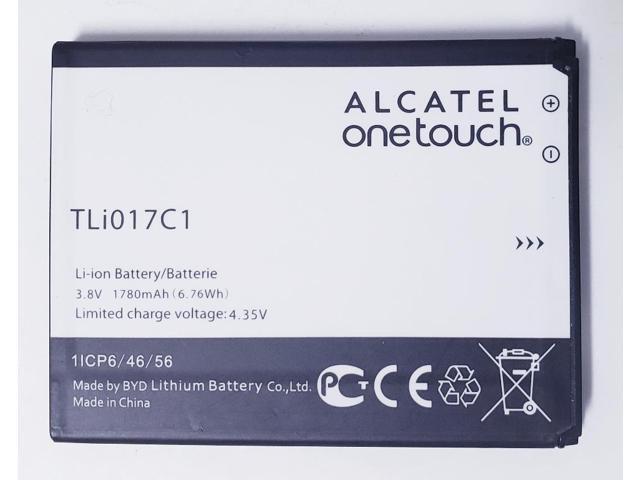 New Alcatel Tli017c1 One Touch Ot 4060o 4060o Ideal Streak