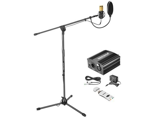 neewer condenser microphone kit  nw