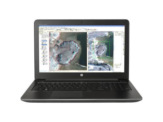 HP V2W13UT Zbook 15 G3 Mobile Workstation - Xeon E3-1505Mv5 / 2 8 Ghz - Win  7 Pro 64-Bit - 16 Gb Ram - 512 Gb Ssd Hp Z Turbo Drive, Nvm Express (Nvme)