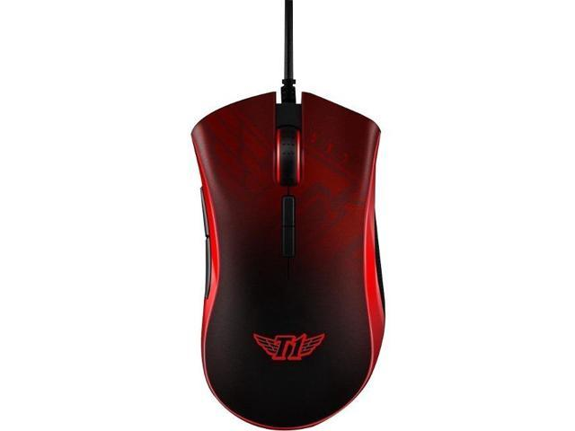 64e1ed7ff1e Razer Death Adder Elite SKT T1 Edition - Multicolor Ergonomic Gaming Mouse