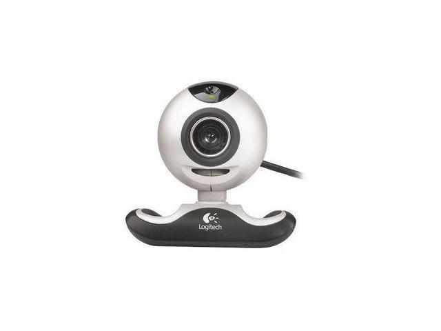 Logitech QuickCam Pro 4000 Webcam - 1.3 Megapixel - 30 fps - USB