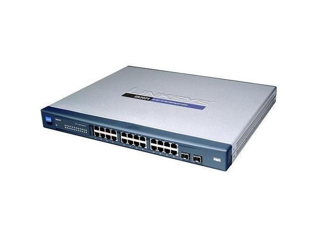 Cisco Small Business SR2024 Gigabit Switch - Newegg com