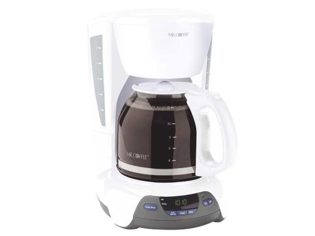 Mr Coffee Vbx20 Np Simple Brew 12 Cup Programmable Maker White