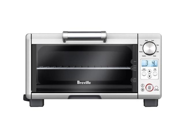 Breville Bov450xl Mini Smart Oven With Element Iq Newegg Com