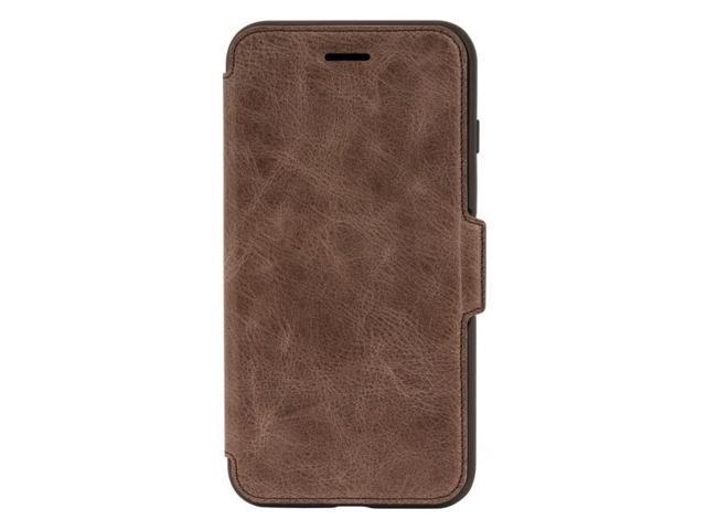 huge discount 52d52 23d5c OtterBox Strada Carrying Case (Folio) for Money, iPhone 7 Plus, iPhone 8  Plus, Card - Espresso - Newegg.com