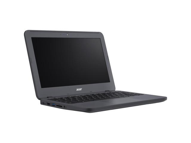 "Acer Chromebook 11 N7 C731-C118 11.6"" LCD Chromebook - Intel Celeron N3060 Dual-core (2 Core) 1.60 GHz - 4 GB LPDDR3 - 32 GB Flash Memory - Chrome OS - 1366 x 768 - ComfyView - Gray"