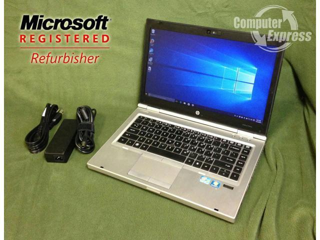 Refurbished: HP Laptop EliteBook 8460P Intel Core i5 2nd Gen 2520M (2 50  GHz) 4 GB Memory 1 TB HDD Intel HD Graphics 14 0