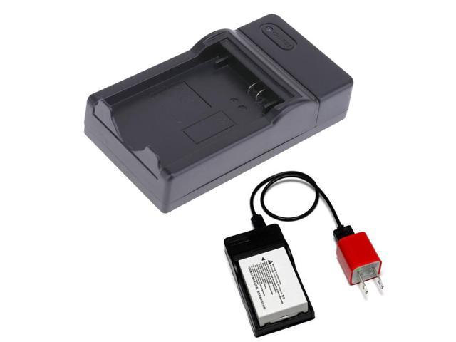 Consumer Electronics Accessories & Parts For Canon Eos 450d 500d 1000d Camera Battery Lp-e5 Charger
