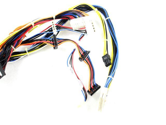 New Dell Precision Workstation 490 750w Power Supply Psu Wiring Harness Kn798: Power Supply Wiring Harness At Outingpk.com