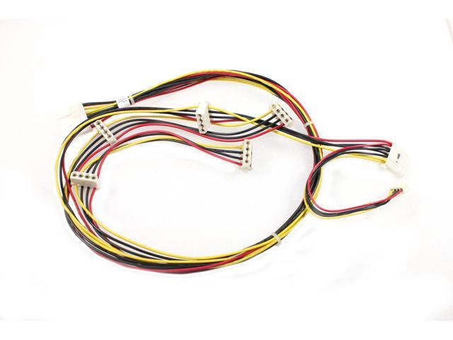 Dell Precision 530 Power Supply Wiring Harness Cable - 2457X ... on wire clothing, wire leads, wire nut, wire lamp, wire antenna, wire connector, wire ball, wire sleeve, wire holder, wire cap,