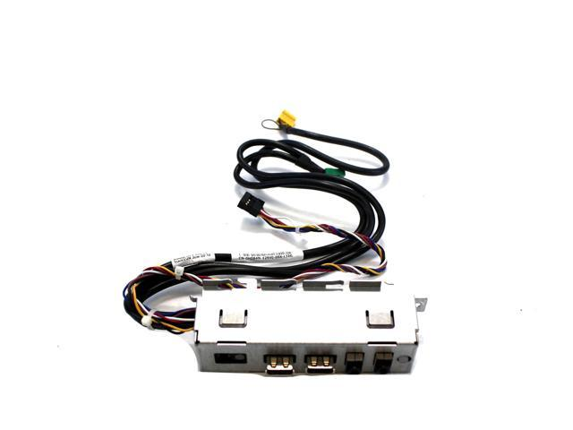 New Genuine Dell Inspiron 537 545s Front USB Audio Board Panel Assembly  H064N 0H064N - Newegg com