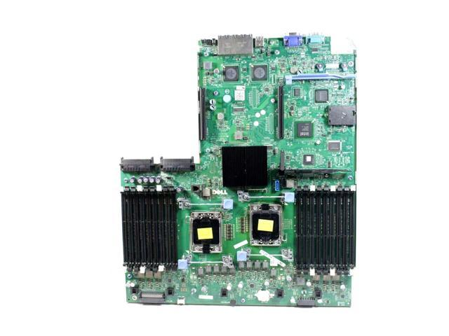 Refurbished: Dell Poweredge R710 Intel 5520 Express LGA1366 Socket DDR3  SDRAM 18 Memory Slots Server MotherBoard YDJK3 0YDJK3 CN-0YDJK3 XDX06 -