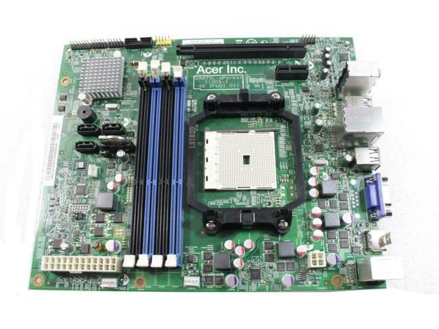 New Acer Aspire M1470 Amd Desktop Motherboard Socket Fm1