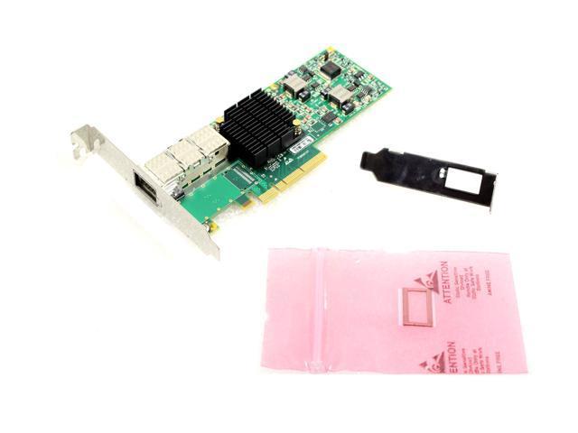 Refurbished: Dell MHQH19-XTC Mellanox Connectx 40Gbps PCI-E InfiniBand  Network Adapter Card DTVV4 0DTVV4 - Newegg com