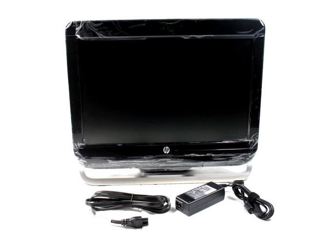 "HP Omni 120-1024 All-In-One Desktop PC 20"" LCD Screen/Motherboard/CPU with AC Adapter 646907-001 662547-001"