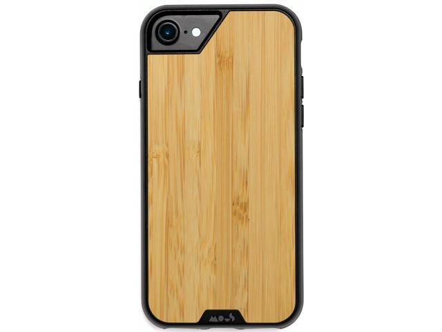 d3dbd74dadf Mous iPhone 8/7/6s/6 Case - Real Bamboo Wood - Limitless 2.0 Phone Case