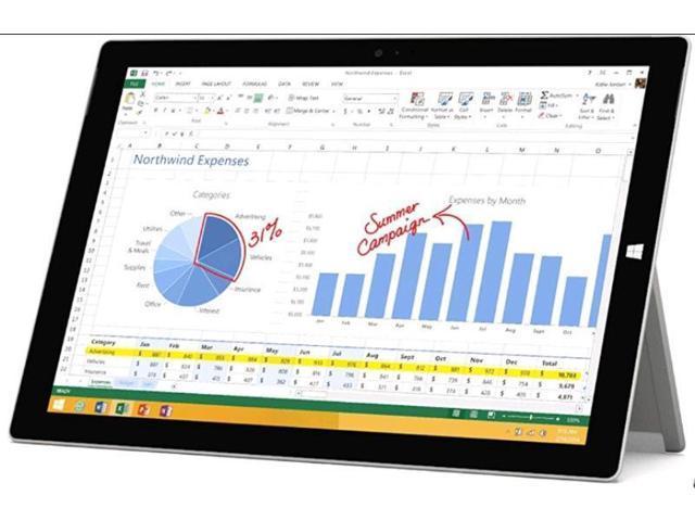 Microsoft Surface Pro 3 Tablet - i7-4650U 8GB 256GB