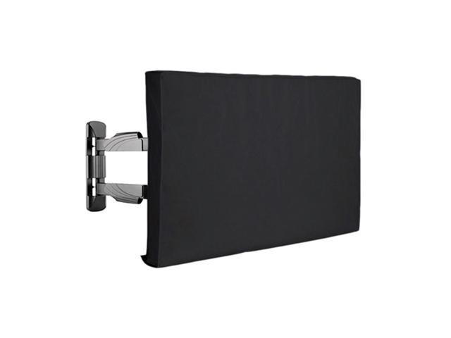 Monoprice Outdoor Tv Cover For 55 59 Displays Completely Protect And Securely Seal The