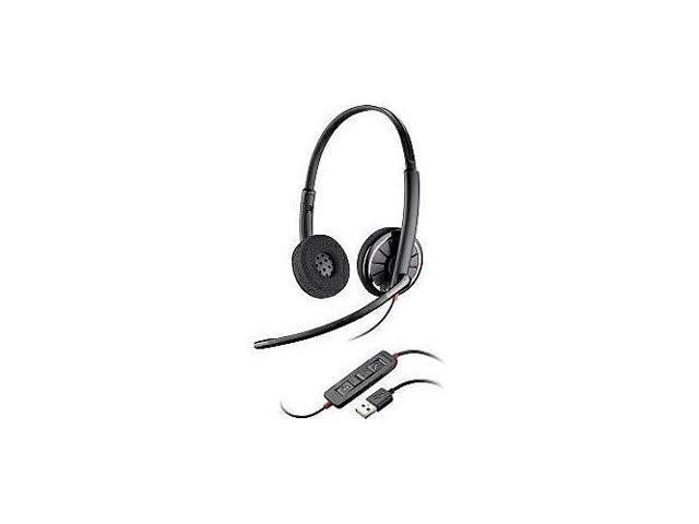 Plantronics AUDIO 300 PC VoIP Computer Noise-Canceling Microphone New Bulk Pack
