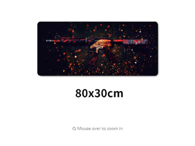 Large Gaming Mouse Pad Locking Edge CSGO Mice Keyboard Desk Protector  Rubber Mat Gamer Anti-slip Mousepad XL For Dota 2 80x30cm - Newegg com