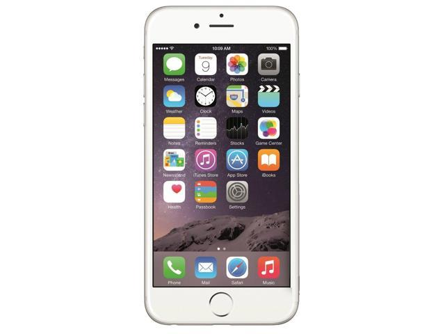 37f2a4bd427a56 Apple iPhone 6 16GB Factory Unlocked GSM 4G LTE Smartphone, Silver