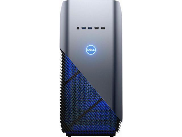 Dell Inspiron 5680 Gaming Desktop Intel Core i7-8700 16 GB Memory 256 GB  M 2 SSD + 1 TB HDD NVIDIA GeForce GTX 1070 8GB GDDR5 Windows 10 Home -