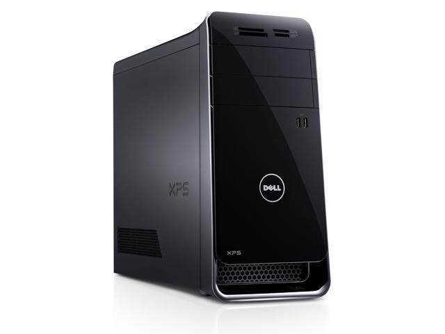 Dell XPS 8900 Intel Core i7-6700 X4 3.4GHz 16GB 1TB Win10, Black