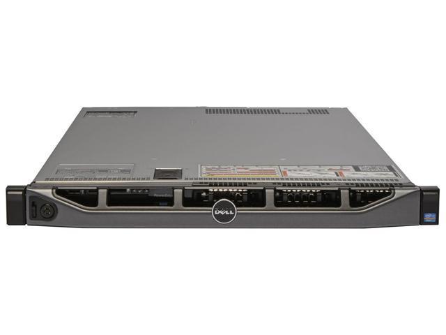 Dell PowerEdge R620 Server | 2x2 0GHz 8-Core E5-2650 | H310 | 64GB | 2x  Trays - Newegg com