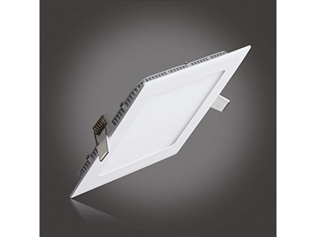 Thg 8 inch square led panel light 15w 100w replacement 2700k thg 8 inch square led panel light 15w 100w replacement 2700k warm aloadofball Gallery