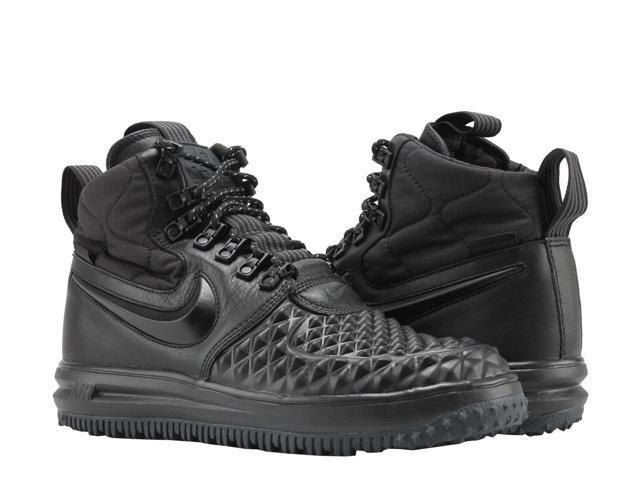 purchase cheap 964c2 e9a34 Nike Air Lunar Force 1 Duckboot  17 Black Men s Shoes 916682-002 ...
