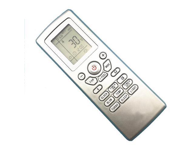 Sharp Air Conditioner Remote Control Ay X09lcj Ae X12lcj