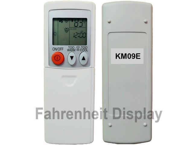 Mitsubishi Electric Remote Km09e Manual Simple Instruction Guide