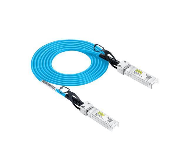 [Blue/Orange/Green Color]10G SFP+ DAC Cable - 10GBASE-CU Passive Direct  Attach Copper Twinax SFP (0 5M-3M) Cable for Cisco SFP-H10GB-CU1M,  Ubiquiti,