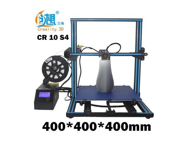 Creality CR-10s 400 3D Printer Kit with Filament Detector, Blackpoolfa  Pre-Assembled FDM Desktop 3D Pringting Machine DIY Best Gifts - Large  Printing